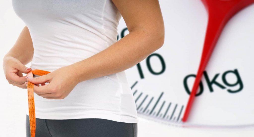 کاهش وزن و چربی سوزی